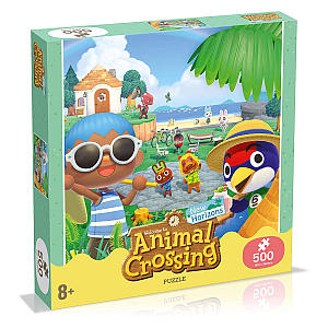 Animal Crossing Jigsaw Puzzle