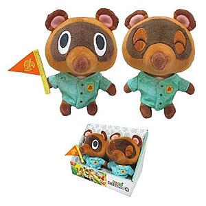 Animal Crossing Plush Set