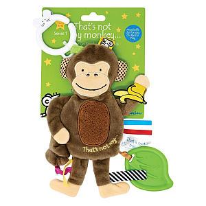 Baby Monkey Comforter