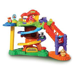 Baby Zoo Tree House