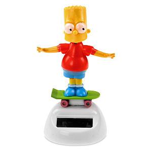Bart Simpson Solar Powered Pal