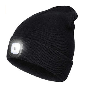 Beanie Hat with Light