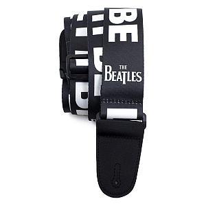 Beatles Logo Guitar Strap