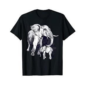 Beautiful Elephant T-Shirt