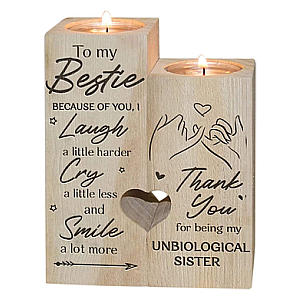 Bestie Thank You Candle