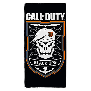 Call of Duty Bath Towel