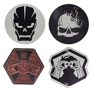 Call of Duty Coaster Pack