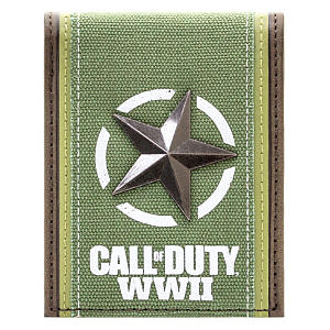 Call of Duty Green Wallet