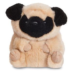 Charlie Pug Cuddly Toy