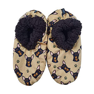 Chihuahua Super Soft Women's Slippers
