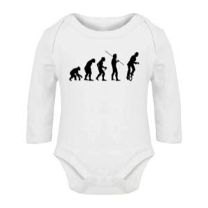 Circus Acrobat Evolution Baby Vest