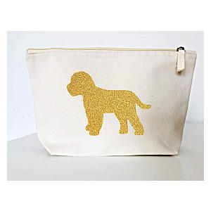 Cockapoo Makeup Bag