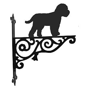 Cockapoo Ornamental Hanging Bracket