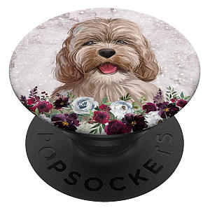 Cockapoo Pop Sockets PopGrip