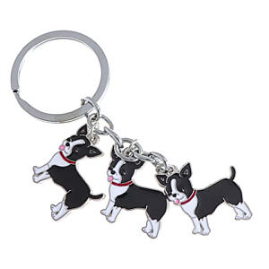 Cute Chihuahua Key Chain