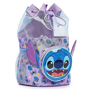 Disney Lilo and Stitch Swimming Backpack