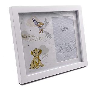 Disney Simba Baby Photo Frame Gift Box