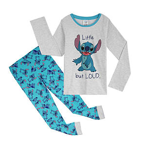 Disney Stitch Kids Pyjamas