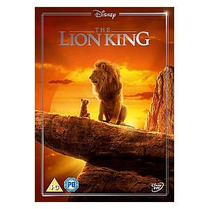 Disney's The Lion King DVD