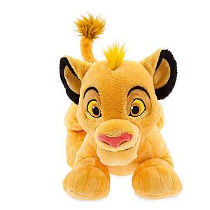 Disney's The Lion King Simba Toy