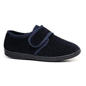 Easy Close Wide-Fitting Slippers