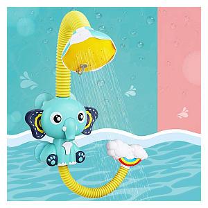 Elephant Bath Shower Toy