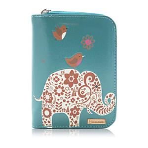 Elephant Clutch Wallet