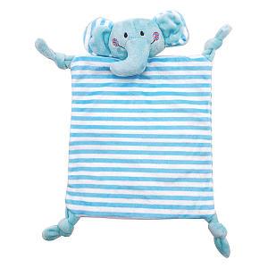 Elephant Soft Comforter Toy