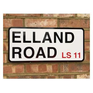 Elland Road Street Sign