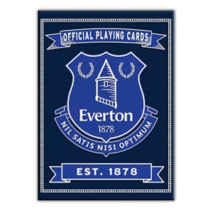 Everton FC Playing Cards