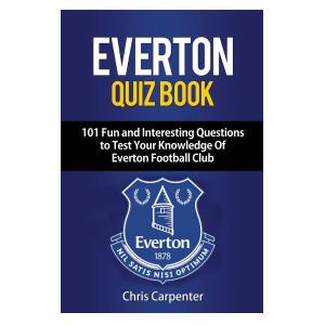 Everton FC Quizbook