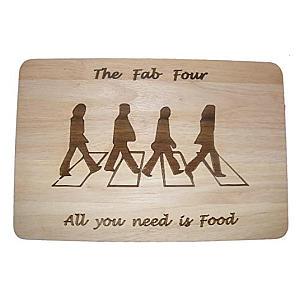 Fab Four Place Mat