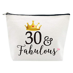 Fabulous and 30 Make Up Bag