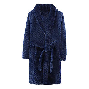 Fluffy Dressing Gown Thick Robe