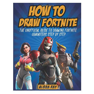 Fortnite Characters Drawing Guide