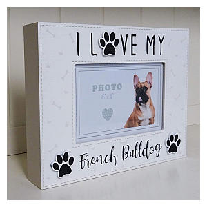 French Bulldog Dog Photo Frame