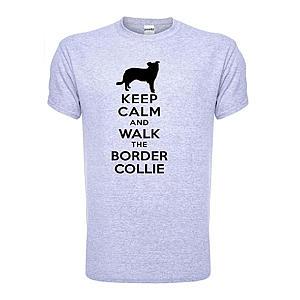 Fun Border Collie T Shirt