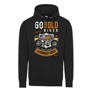 Funny 60 Year Old Biker Hoodie
