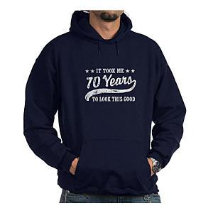 Funny 7th Hooded Sweatshirt