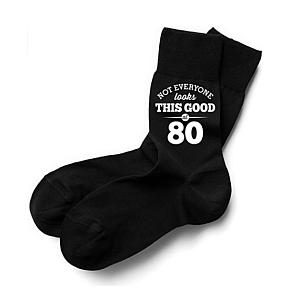 Funny 80 Year Old Socks