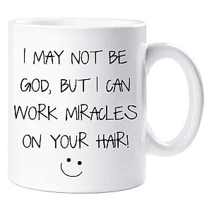 Funny Hairdresser Mug