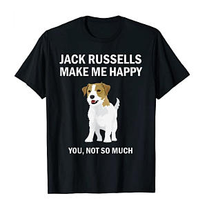 Funny Jack Russell T-Shirt