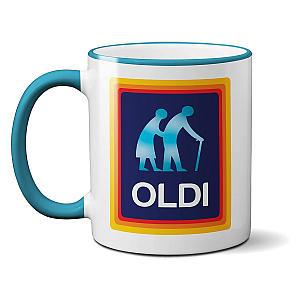 Funny Oldi Mug