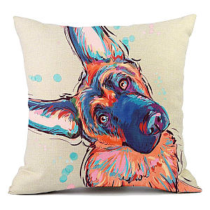 German Shepherd Cushion