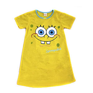 Girls SpongeBob Squarepants Nightie