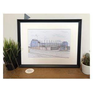 Goodison Park Framed Print
