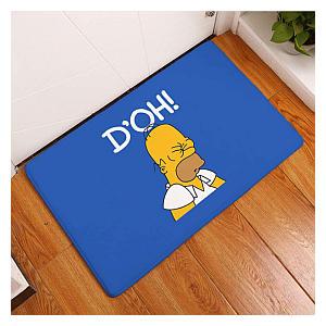Homer Simpson Doh Entry Mat