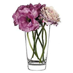 Housewarming Clear Glass Centrepiece Vase