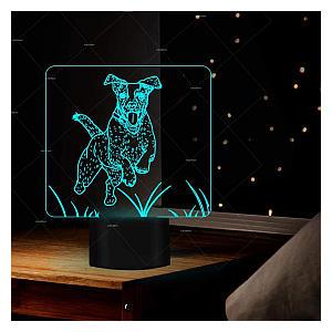 Jack Russell 3D Light