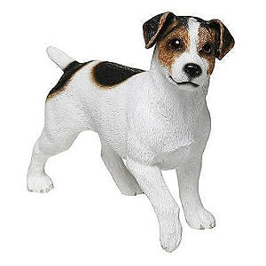 Jack Russell Ornament Dog